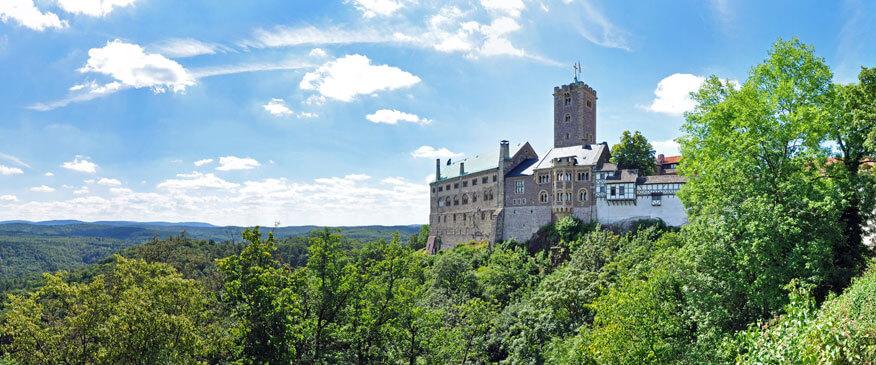 Wartburg, Eisenach